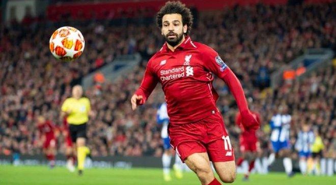 Салах може стати частиною атакувального супертріо Реала – агент вже розпочав перемовини