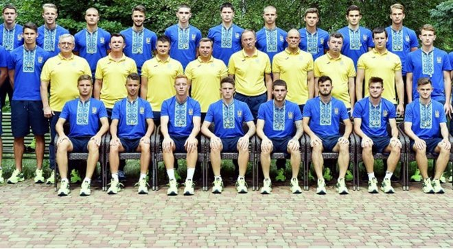 Збірна України U-20 визначилась із заявкою на ЧС-2019