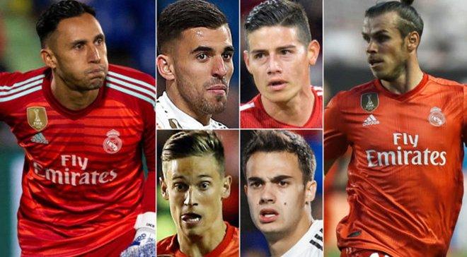 """Зідан хоче позбутись 14-х гравців Реала: """"зелена зона"""" для Луніна, чистка півзахисту і серйозна трансформація атаки"""