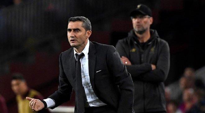 Бартомеу рассказал, останется ли Вальверде тренером Барселоны
