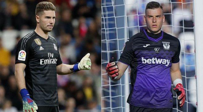 Лунин или сын Зидана – фанаты Реала выбрали второго голкипера на сезон 2019/20