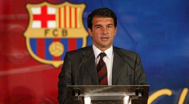Лапорта: Далеко не все фанаты Барселоны хотят видеть Гризманна в команде