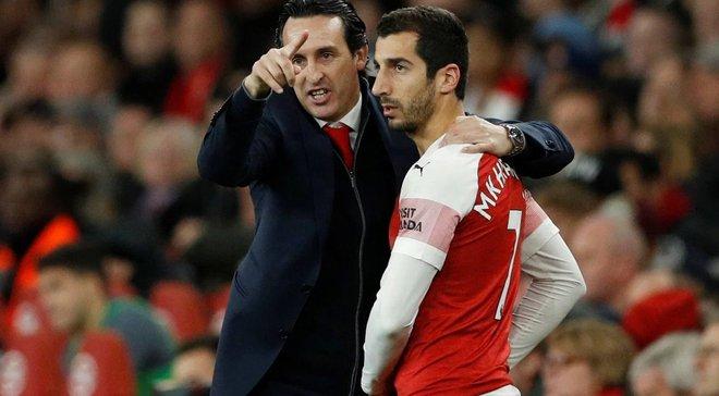 Арсенал вирішив не брати Мхітаряна на фінал Ліги Європи, щоб уникнути можливих конфліктів