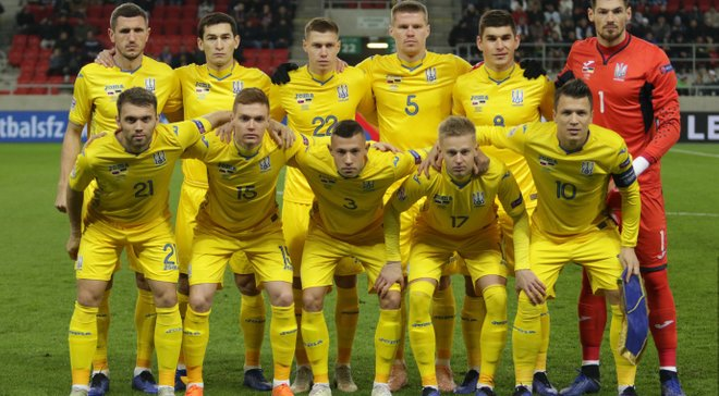 Отбор на Евро-2020: Украина примет Литву в Харькове