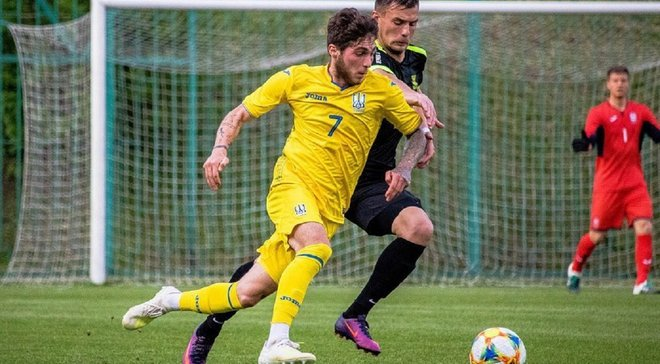 УкраїнаU-20та Колос зіграли внічию у товариському матчі з двома шедевральними голами