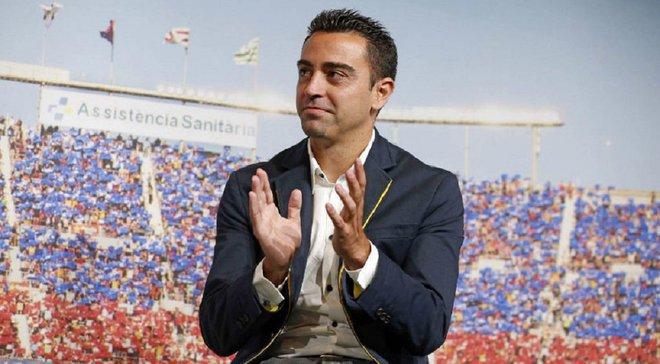Хави оценил свою готовность возглавить Барселону