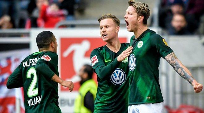 Вегорст установил уникальное достижение в последнем матче Бундеслиги