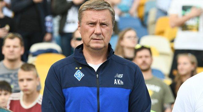 Хацкевич – о матче с Мариуполем: Когда нет исполнительского мастерства, то никто не поможет