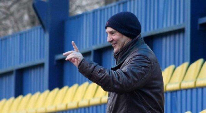 Динамо – Мариуполь: на матче присутствовал экс-тренер киевлян Рианчо, – Бурбас