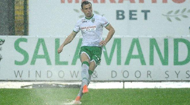 Дивовижний гол Мякушка у відеоогляді матчу Карпати – Десна – 2:0
