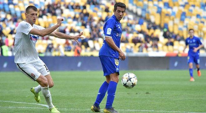 Де Пена: Динамо хоче виграти матч із Шахтарем