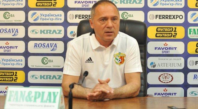 Косовський: Гра Ворскли вимагає покращення