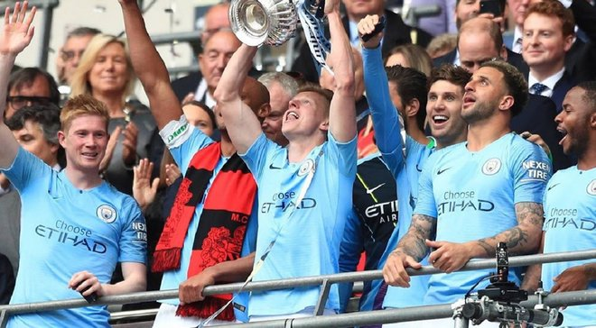 Зинченко: Каждый понимал, что в случае победы в этом финале Манчестер Сити войдет в историю