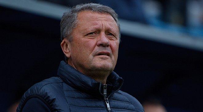 Маркевич: Динамо захоче грюкнути дверима в матчі з Шахтарем