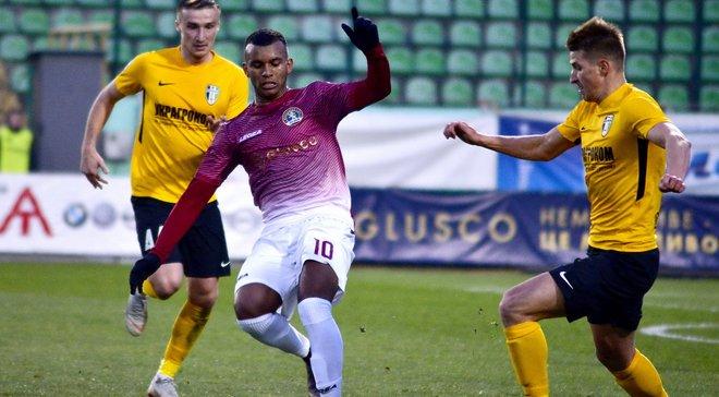 Александрия – Львов – 0:1 – видео гола и обзор матча