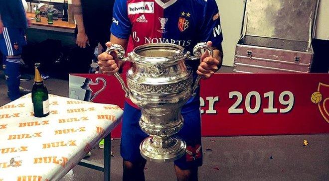 Самбрано помог Базелю завоевать Кубок Швейцарии