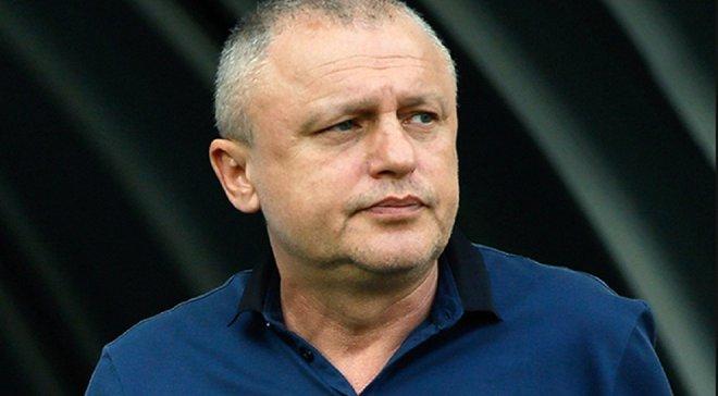 """""""Я думаю над этим"""", – Суркис оценил возможность приглашения в Динамо нового тренера"""