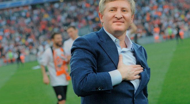 Леоненко: Ахметову скоро будет неинтересно выигрывать такие чемпионаты