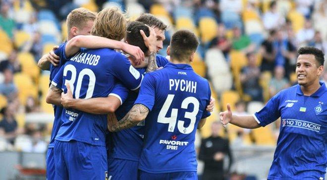 Ліга чемпіонів 2019/20: стали відомі потенційні суперники Динамо в кваліфікації турніру