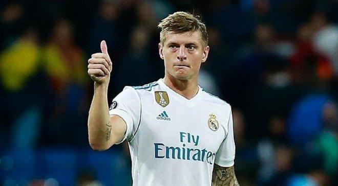 """""""Хочу завершить карьеру в Мадриде"""", – Кроос прокомментировал продление контракта с Реалом"""