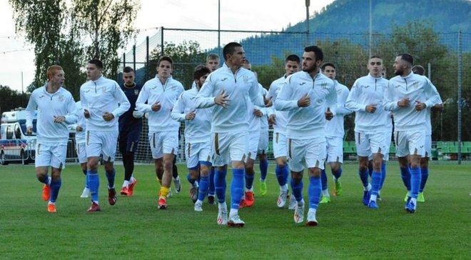 Збірна України U-20 прибула до Польщі на чемпіонат світу-2019