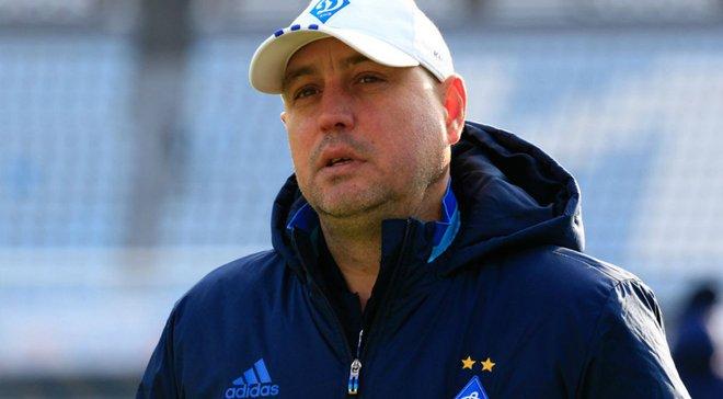 Тренер Динамо U-21 Мороз рассказал, чего ожидает от молодых футболистов