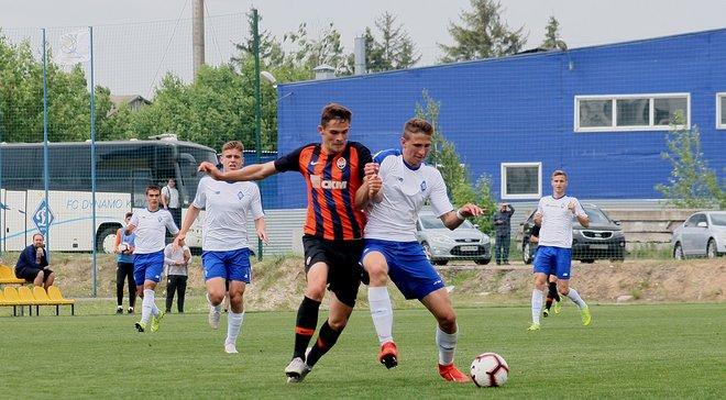 Шахтар U-21 – Динамо U-21 – 1:1 – відео голів та огляд матчу