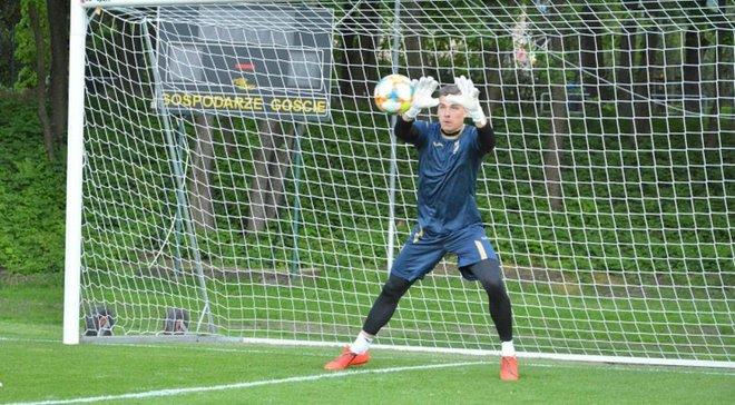 Лунин оценил перспективы сборной Украины U-20 на чемпионате мира-2019