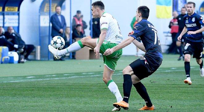 Черноморец – Карпаты – 3:1 – видео голов и обзор матча