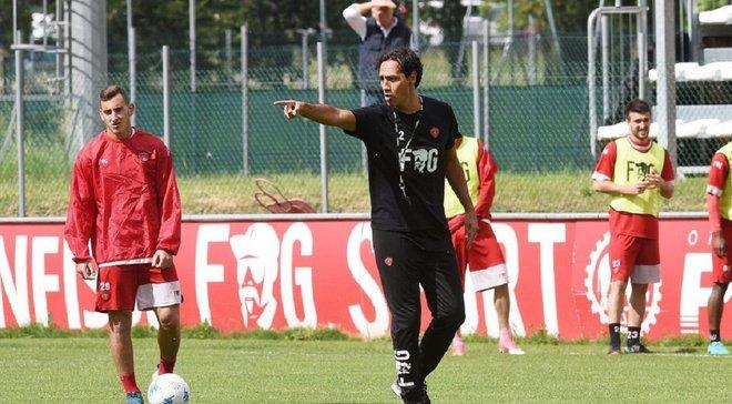 Неста уволен с поста главного тренера Перуджи