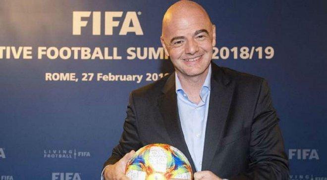 ЧМ-2022: ФИФА не будет увеличивать количество участников Мундиаля