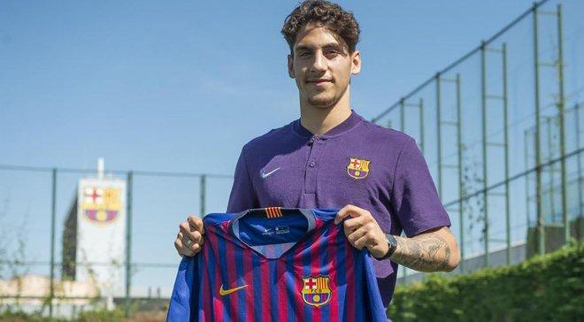 Барселона офіційно підписала Людовіта Рейса