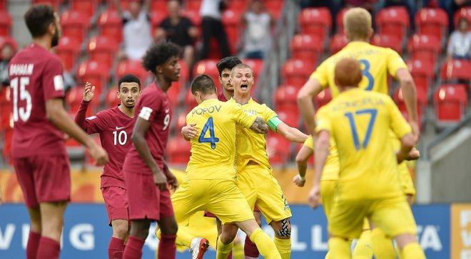 ЧМ-2019 U-20 Катар – Украина: выход в плей-офф при ужасной командной игре, эффективность динамовцев и старания Конопли