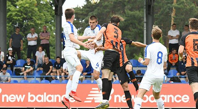 Динамо U-19 розписало результативну нічию з Шахтарем U-19