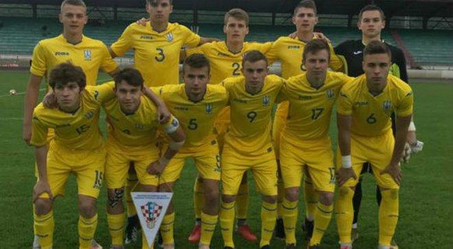 Збірна України U-18 поступилась Росії у Кубку Словаччини