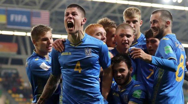 Україна U-20 – США U-20: Попов став найкращим гравцем матчу ЧС-2019