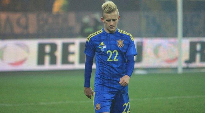 Петряк розповів, як проблеми у клубі впливають на його виступи за збірну України