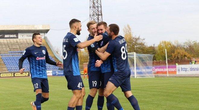 Десна  — Арсенал-Київ – 1:0 – відео голів та огляд матчу