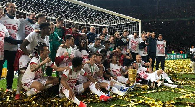 Видеообзор финала Кубка Германии РБ Лейпциг – Бавария – 0:3