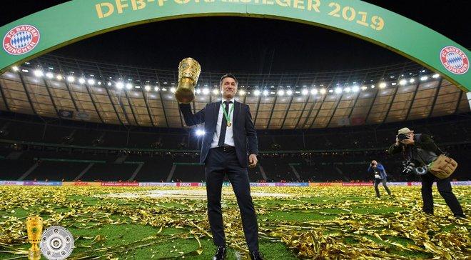 Ковач установил два уникальных достижения в финале Кубка Германии