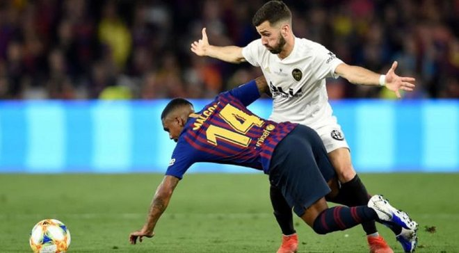Барселона – Валенсія – 1:2 – відео голів та огляд матчу
