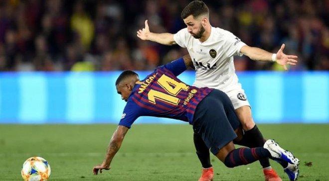 Барселона – Валенсия – 1:2 – видео голов и обзор матча