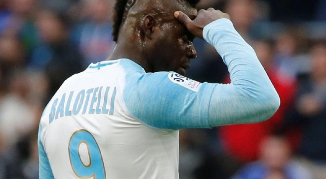 Балотеллі покине Марсель – форвард не провів у команді і півроку