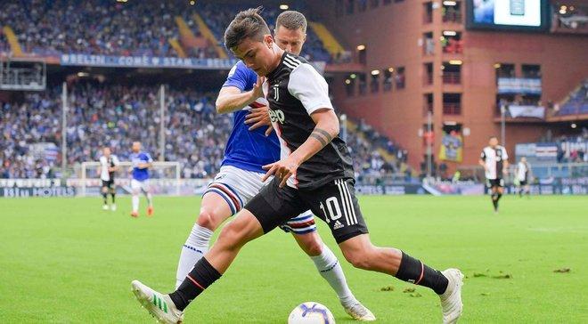 Ювентус в последнем матче Аллегри проиграл Сампдории – видеообзор поединка – 0:2