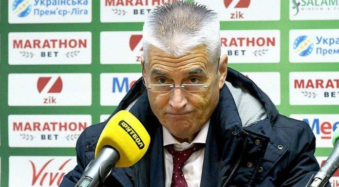 Фабрі був відсутній на тренуванні Карпат – імовірно, він покинув клуб