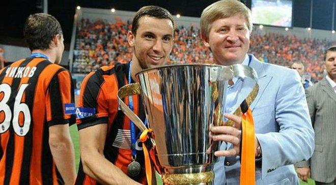 Ахметов: Срну ніхто не бив по обличчю, він знав, що Шахтар не буде продовжувати з ним контракт
