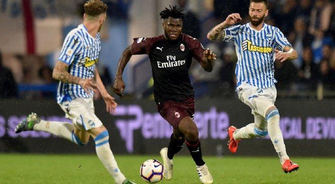 СПАЛ – Милан – 2:3 – видео голов и обзор матча
