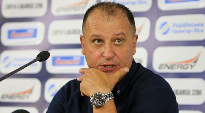Вернидуб визнаний найкращим тренером 31-го туру УПЛ