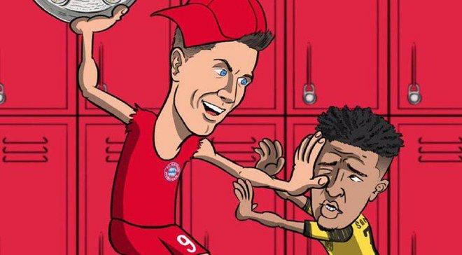 Баварію не покарали, надії БД на наступний рік, косплей Гвардіоли, сезон в мінус для Коно – підсумки Бундесліги-2018/19