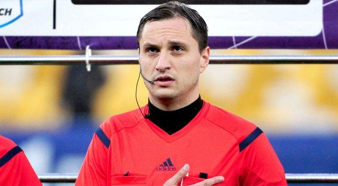 УАФ призначила арбітрів на матчі 32 туру УПЛ